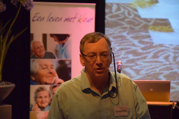 symp16 - Dr Cameron Camp over montessori methodiek